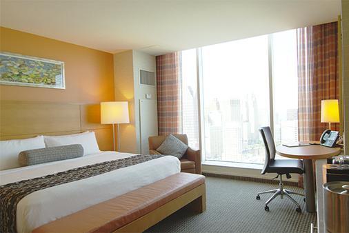 希腊城赌场酒店 - 底特律 - 睡房