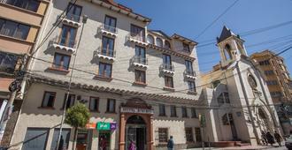 拉巴斯罗萨里奥酒店 - 拉巴斯