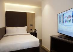 肖尔迪奇Z酒店 - 伦敦 - 睡房