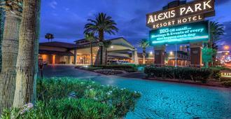 亚历克西斯公园度假村 - 拉斯维加斯 - 建筑