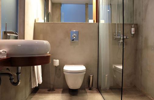 辛霍特中心酒店 - 雷克雅未克 - 浴室
