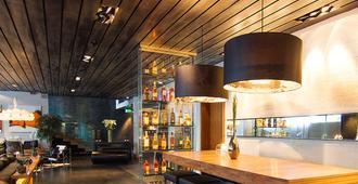 辛霍特中心酒店 - 雷克雅未克 - 酒吧