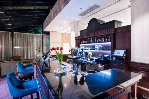 小格兰德酒店 - 布达佩斯 - 酒吧