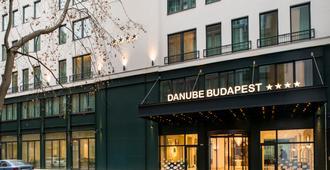 小格兰德酒店 - 布达佩斯 - 建筑