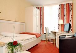 Akzent Hotel Dorn - 比苏姆 - 睡房