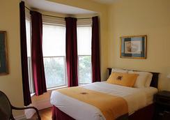 哈丁大厦酒店 - 剑桥 - 睡房