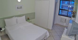 三玛尔克伊帕内玛酒店 - 里约热内卢 - 睡房