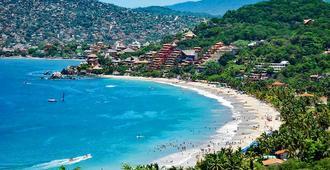 墨西哥别墅酒店 - 锡瓦塔塔内霍 - 海滩