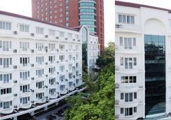 升龙歌剧院酒店 - 河内 - 建筑