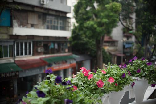升龙歌剧院酒店 - 河内 - 阳台