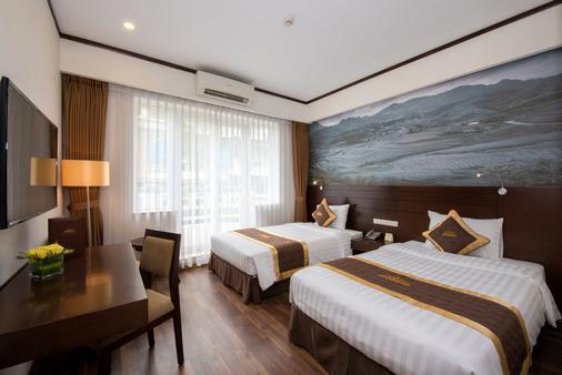 升龙歌剧院酒店 - 河内 - 睡房