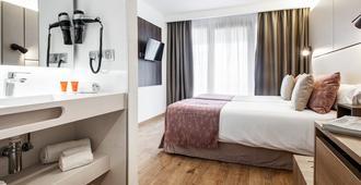 斯考特而欧洲大楼二号公寓 - 马德里 - 睡房