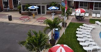 赫尔希汽车旅馆 - 希塞德高地 - 户外景观