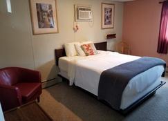 休伦汽车旅馆 - 圣伊尼亚斯 - 睡房