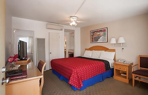 圣莫尼卡海滩海洋酒店 - 圣莫尼卡 - 睡房