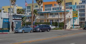 圣莫尼卡海滩海洋酒店 - 圣莫尼卡 - 建筑
