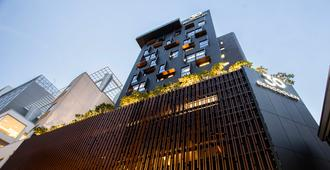 明古连30酒店 - 新加坡 - 建筑
