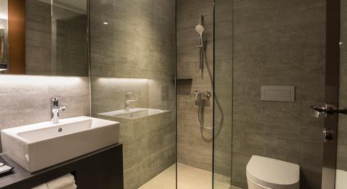 明古连30酒店 - 新加坡 - 浴室
