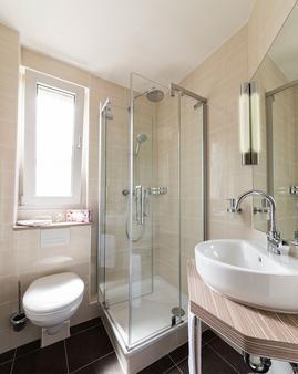 国王花园高级总站酒店 - 多特蒙德 - 浴室