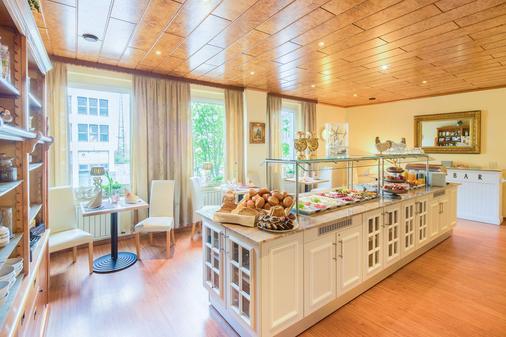 国王花园高级总站酒店 - 多特蒙德 - 自助餐