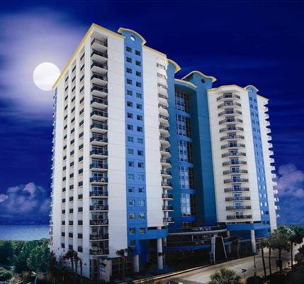 美特尔海滩海湾景度假酒店 - 默特尔比奇 - 建筑