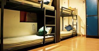 德里停留酒店(德里停留青年旅舍) - 新德里 - 睡房