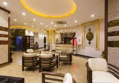Kleopatra Ada Beach Hotel - 阿拉尼亚 - 大厅