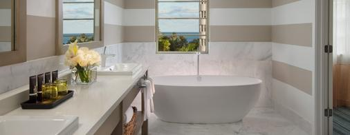 瑞德贝瑞南海滩酒店 - 迈阿密海滩 - 浴室