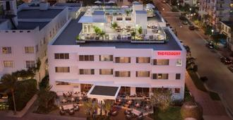 雷德伯里南海滩酒店 - 迈阿密海滩 - 建筑
