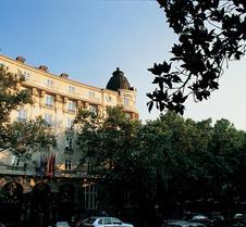 丽兹马德里酒店