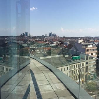 红宝石玛丽维也纳酒店 - 维也纳 - 阳台