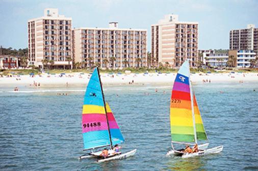 沙塔海滨度假亭酒店 - 默特尔比奇 - 海滩