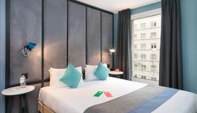 快乐文化贝西图书馆酒店 - 巴黎 - 睡房