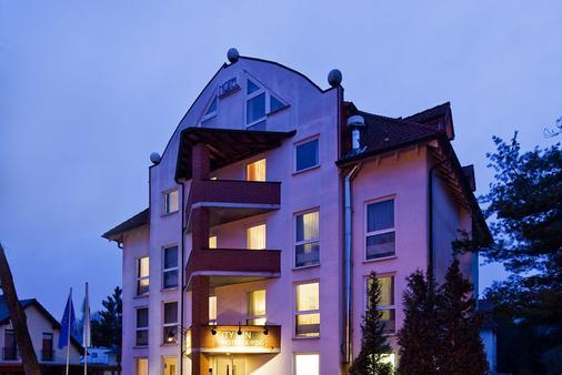 莱比锡城市酒店 - 莱比锡 - 建筑