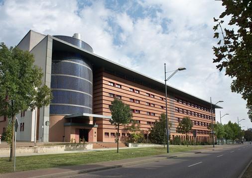 温德姆哈雷TRYP酒店 - 萨勒河畔哈雷 - 建筑