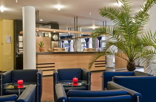 温德姆哈雷TRYP酒店 - 萨勒河畔哈雷 - 大厅