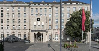 杜伊斯堡霍夫温德姆酒店 - 杜伊斯堡 - 建筑