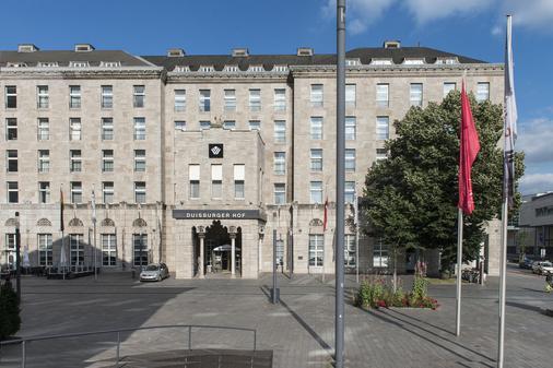 温德姆杜伊斯堡霍夫酒店 - 杜伊斯堡 - 建筑