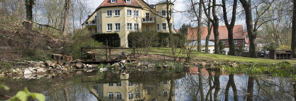 德累斯顿别墅温莱特姆酒店 - 德累斯顿 - 建筑