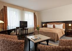 德累斯顿别墅温莱特姆酒店 - 德累斯顿 - 睡房