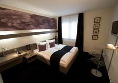 柏林韦斯特戴斯酒店 - 柏林 - 睡房