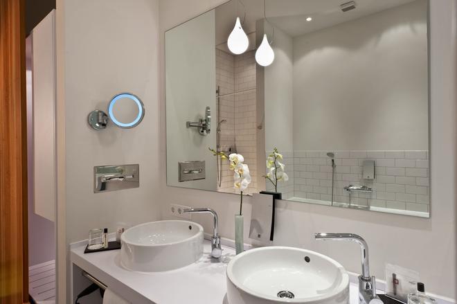 柏林米特温德姆花园酒店 - 柏林 - 浴室