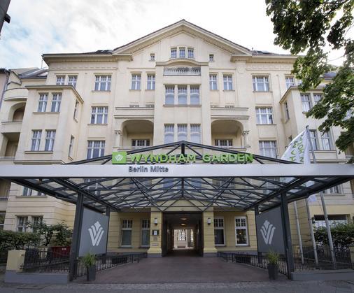 柏林米特温德姆花园酒店 - 柏林 - 建筑