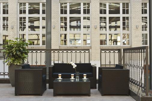 柏林米特温德姆花园酒店 - 柏林 - 阳台