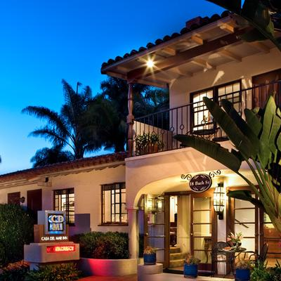 卡萨德尔玛酒店 - 圣巴巴拉 - 建筑