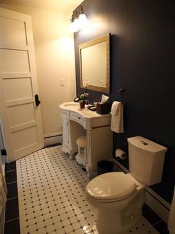 帕特森酒店 - 丹佛 - 浴室