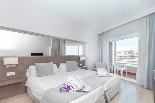 帕尔马海岸比利酒店(仅限成人) - 马略卡岛帕尔马 - 睡房