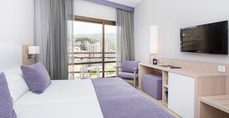 玛里文特仅限成人活跃酒店 - 马略卡岛帕尔马 - 睡房