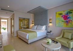 马拉喀什生活精选酒店 - 仅限成人入住 - - 马拉喀什 - 睡房