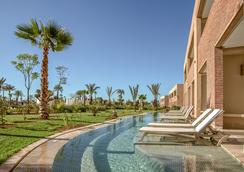 马拉喀什生活精选酒店 - 仅限成人入住 - - 马拉喀什 - 游泳池